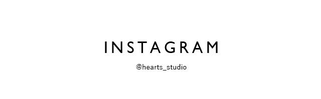 INSTAGRAM @hearts_arekore